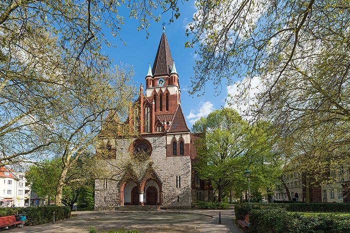 Golgatha kirche berlin